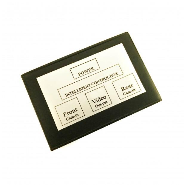 Comvertidor segnale per la Fotocamera posteriore e anteriore con interruttore