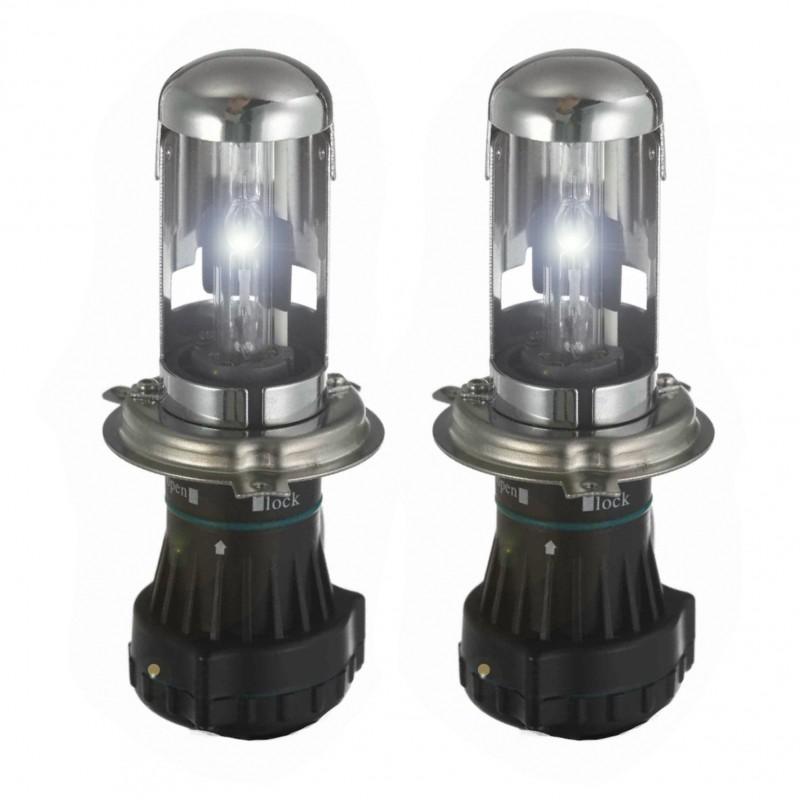 sostituzione lampadine xenon h4 bi