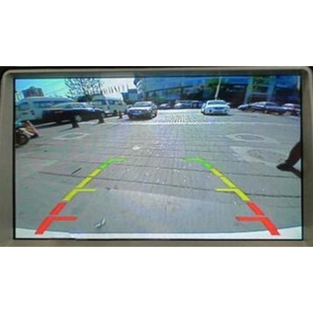 Camera Gate Trunk lid Mercedes Benz - Type 1