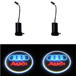 Proyectores de LED AUDI (4 generación - 10W)