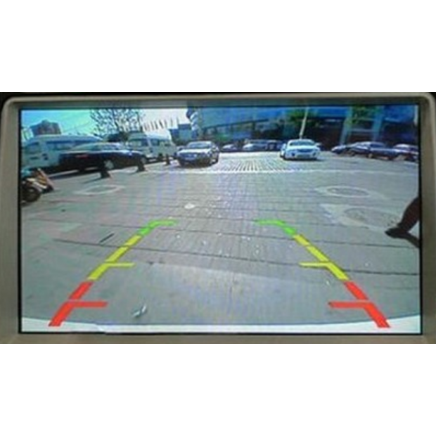 Kamera Heckklappe Kofferraum BMW