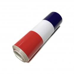 Autocollant drapeau de la France