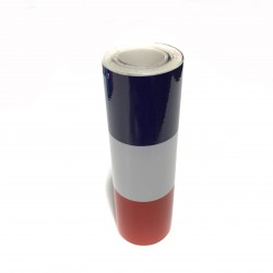 Sticker flag of France