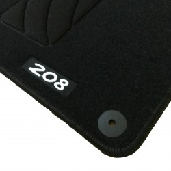 Fußmatten Peugeot 208