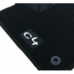 Fußmatten Citroen C4 (2004-2010)