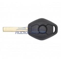 Logement pour clé BMW 2000-2006 - Type 2 (E46 X3 X5 M3 M5 Série 3 5 7 320 325 335 525)