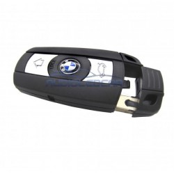 Housing for key BMW 2006-2013 (Series 1, 3, 5 E81 E87 E90 E91 E92 E60 E61 X1 X5 E70)