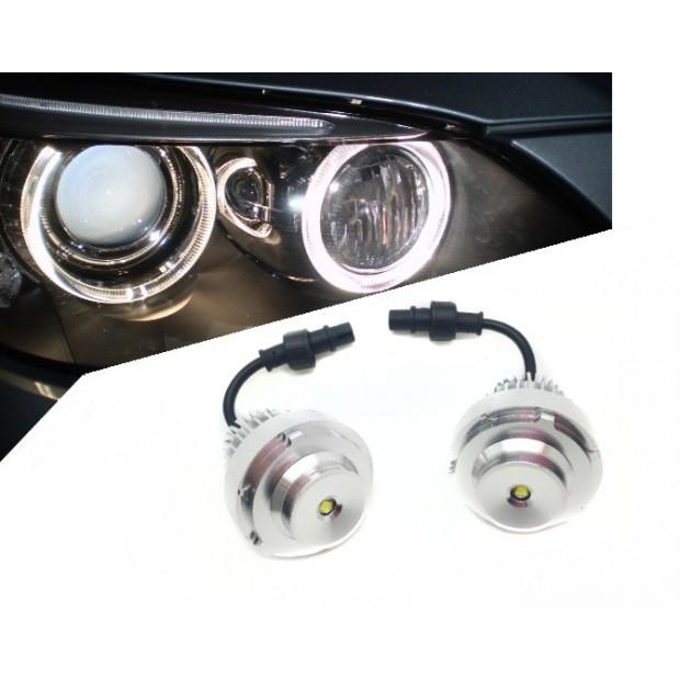 Kit occhi di angel a LED-10W per BMW E60 LCI - Tipo 8