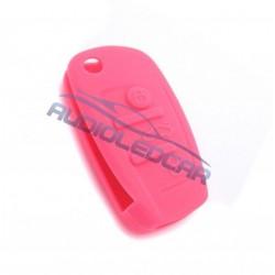 Capa silicone AUDI ROSA