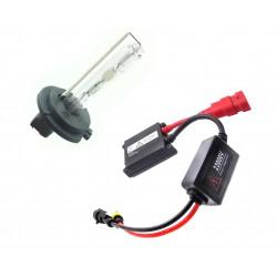 Kit xenon moto / quad HB3 / 9005 6000k ou 4300k STANDARD