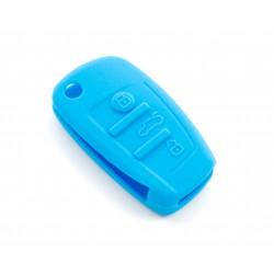 Manicotto in silicone AUDI BLU