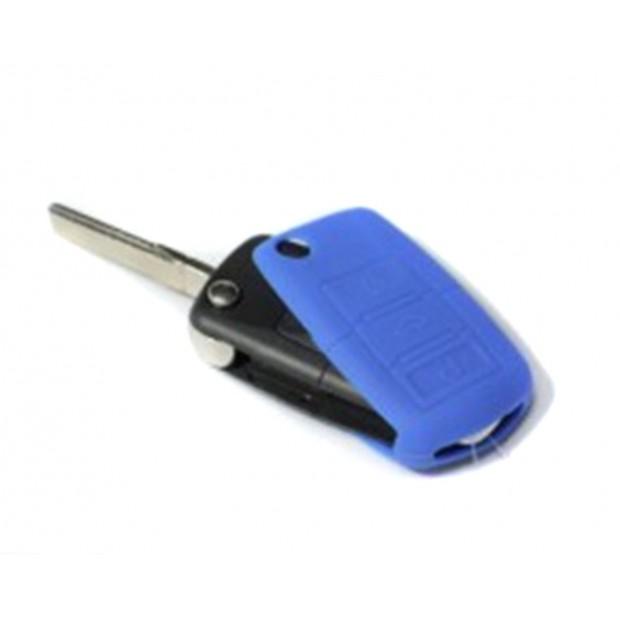 Tasche für schlüssel BLAU
