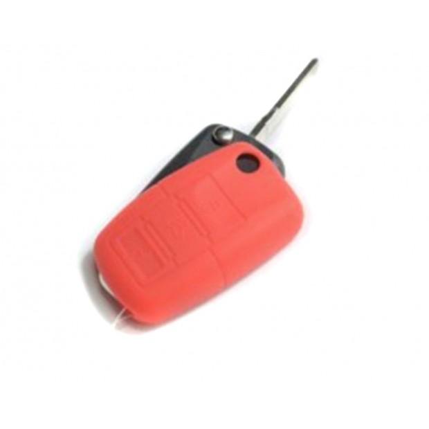 Tasche für schlüssel ROT