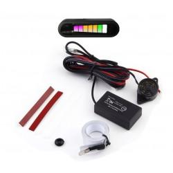 Sensores de estacionamento MAGNÉTICOS com tela diodo EMISSOR de luz