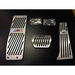 Pedais em alumínio para BMW Pack M (Automático)