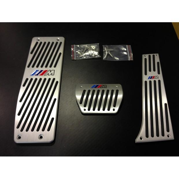 Pedales en aluminio para BMW Pack M (Automático)