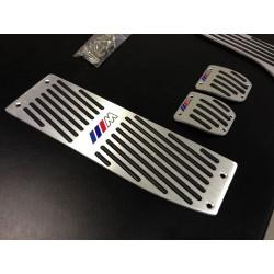 Pedais em alumínio para BMW Pack M (Manual)