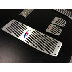 Pedales en aluminio para BMW Pack M (Manual)