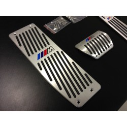 Aluminum pedal for BMW Pack M (Automatic)