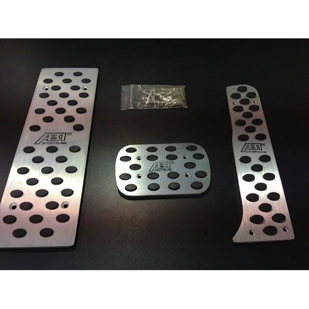 Sportpedale in aluminium ABT (Automatisch)