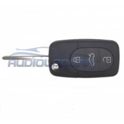 Capa para chave de Audi A2 A3 A4 A6 A8 S3 S4 S6 S8 TT - Tipo 1