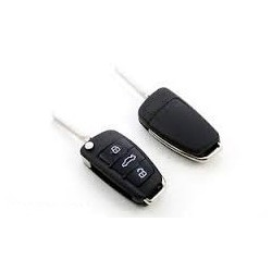 Carcaça chave Audi Q5 Q7 S5...