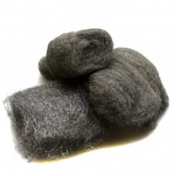 De la laine d'acier pour...