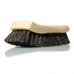 Brush for treatment of...