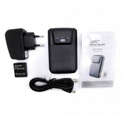 Localisateur GPS portable (tenu à la main) de Type 4
