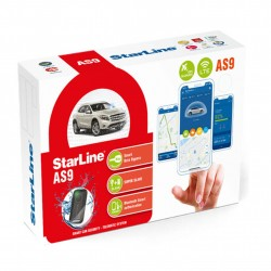 ALARM STARLINE AS9PRO WITH...