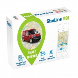 GPS locator Starline M66S +...