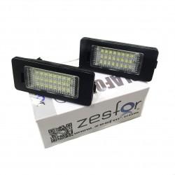 Teto luzes LED placa hyundai i30