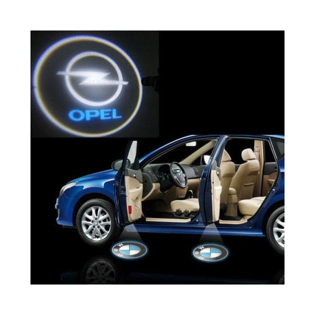 Projectors LED Opel (4-generation - 10W)