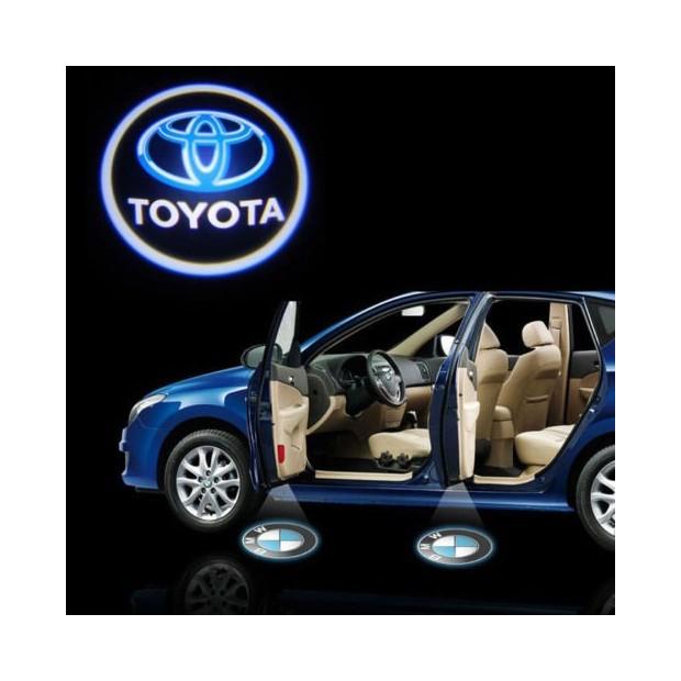 Projetores de LUZ Toyota (4 geração - 10W)