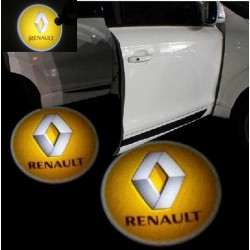 Projectors, LEDS, Renault (4th generation - 10W)