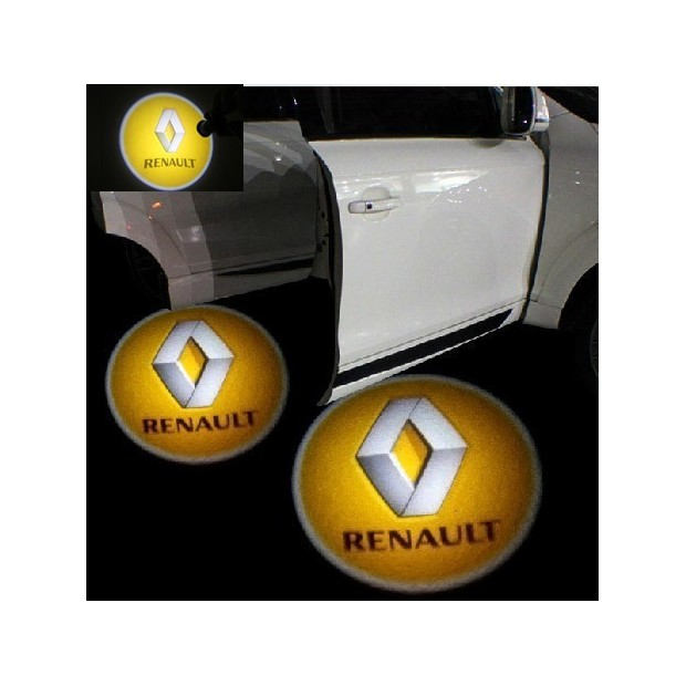 Projectors, LEDS, Renault (4th generation - 10W)