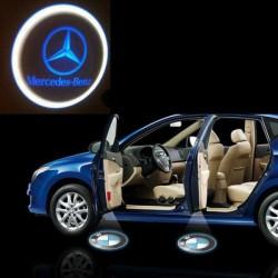 Les projecteurs LED Mercedes-Benz (4-génération - 10W)