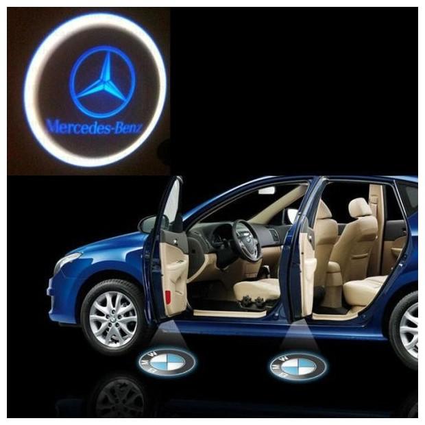 Projectors LED Mercedes-Benz (4-generation - 10W)