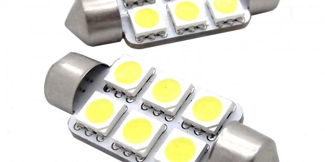 luces led coche