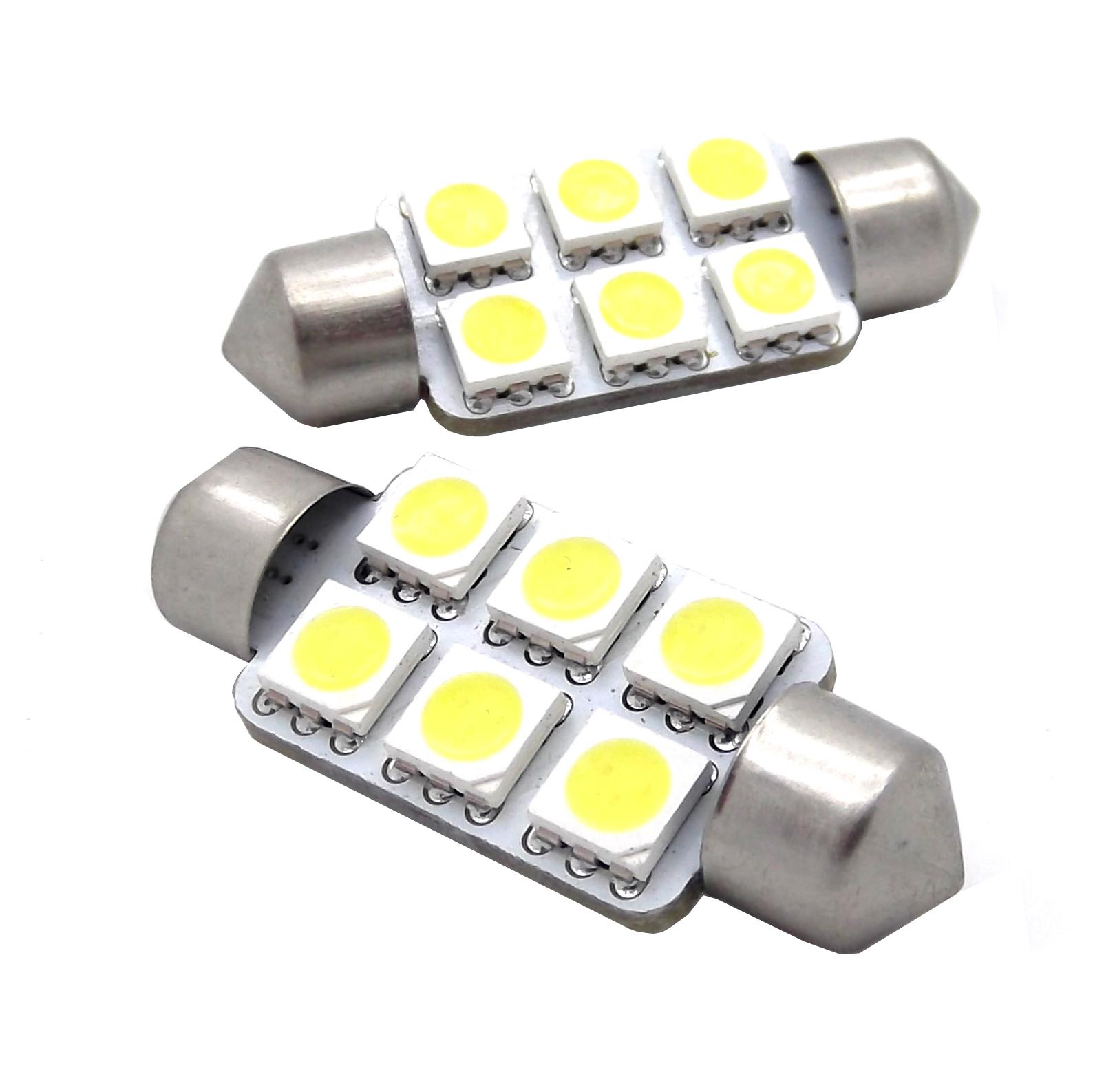 las bombillas led coche las podemos encontrar de muchos colores la ms habitual es la blanca pero tambin se fabrican en amarillo azul verde rojo etc