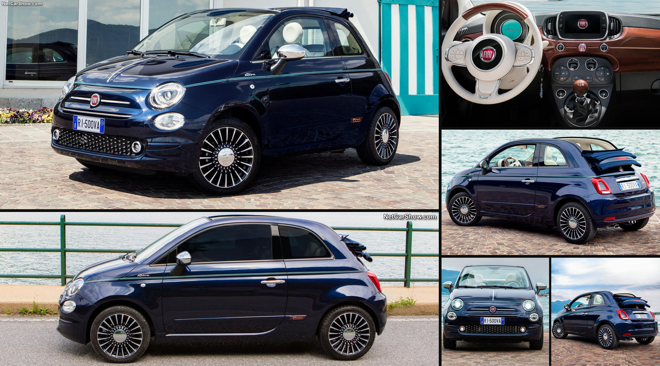 fiat 500 riva occasion fiat 500 riva vanaf euro fiat 500. Black Bedroom Furniture Sets. Home Design Ideas