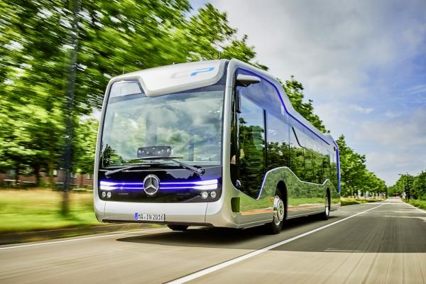 Mercedes Autobús
