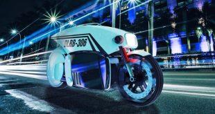 Moto autónoma