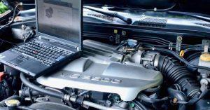 reprogramación coche