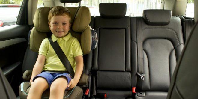legislacion sobre sillas y niños en cochess