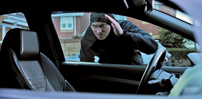 consejos de seguridad para evitar que el coche sea robado