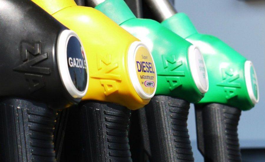 gasolina o diésel