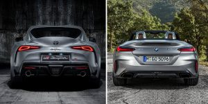 Diferencias-BMW-Z4-2019-vs-Toyota-Supra-2019-3