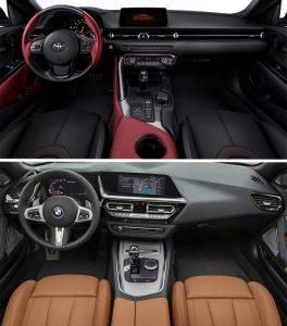 Diferencias-BMW-Z4-2019-vs-Toyota-Supra-2019-5