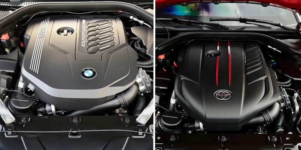 Diferencias-BMW-Z4-2019-vs-Toyota-Supra-2019-6